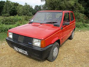 1990 Fiat Panda 900 Dance