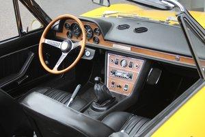 1970 Fiat Dino 2400 Spider by Pininfarina