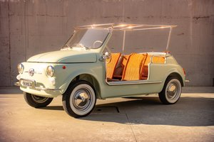 1967 Fiat 500 Jolly Replica - Nut and bolt restorations.  We prof For Sale