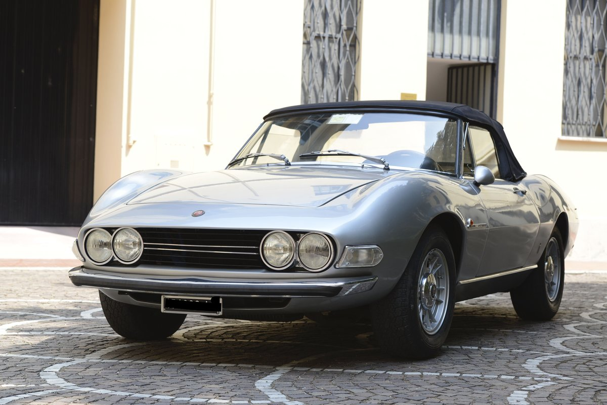 1972 Fiat dino spider 2400 For Sale (picture 1 of 6)