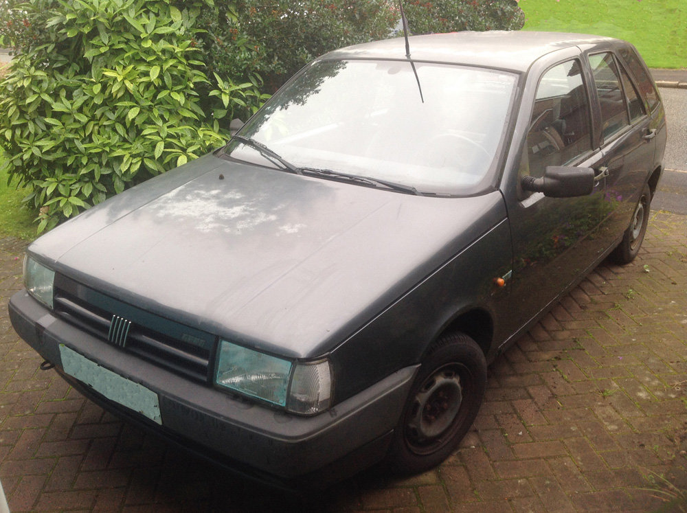 1992 Neo-Classic FIAT Tipo For Sale (picture 2 of 2)