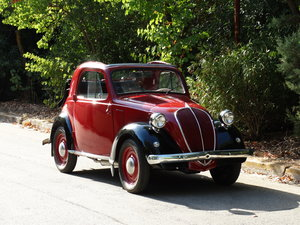 Picture of 1937 Fiat Topolino A, Cabriolet saloon SOLD