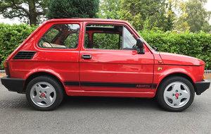 1990 Fiat 126 Abarth Recreation