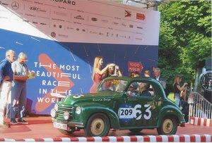 Picture of Fiat Topolino C 1952 ex-Mille Miglia & Giro della Sicilia  For Sale