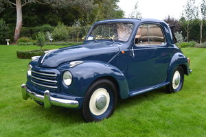 *REMAINS AVAILABLE* 1954 Fiat 500C Topolino