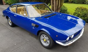 1967 FIAT DINO 2 LITRE COUPE - SENSIBLE PRICE