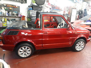 Fiat 126 convertible 700cc perfect