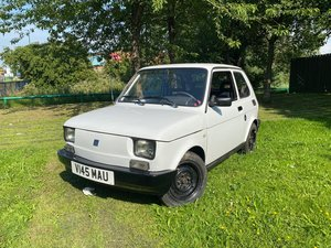 1999 FIAT 126 - POLISH BUILT LHD