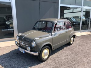 Fiat 600  1 series restored 1955 For Sale