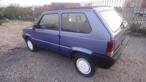 1993 Fiat Panda 'Parade' 1000 FIRE. 57,000 miles