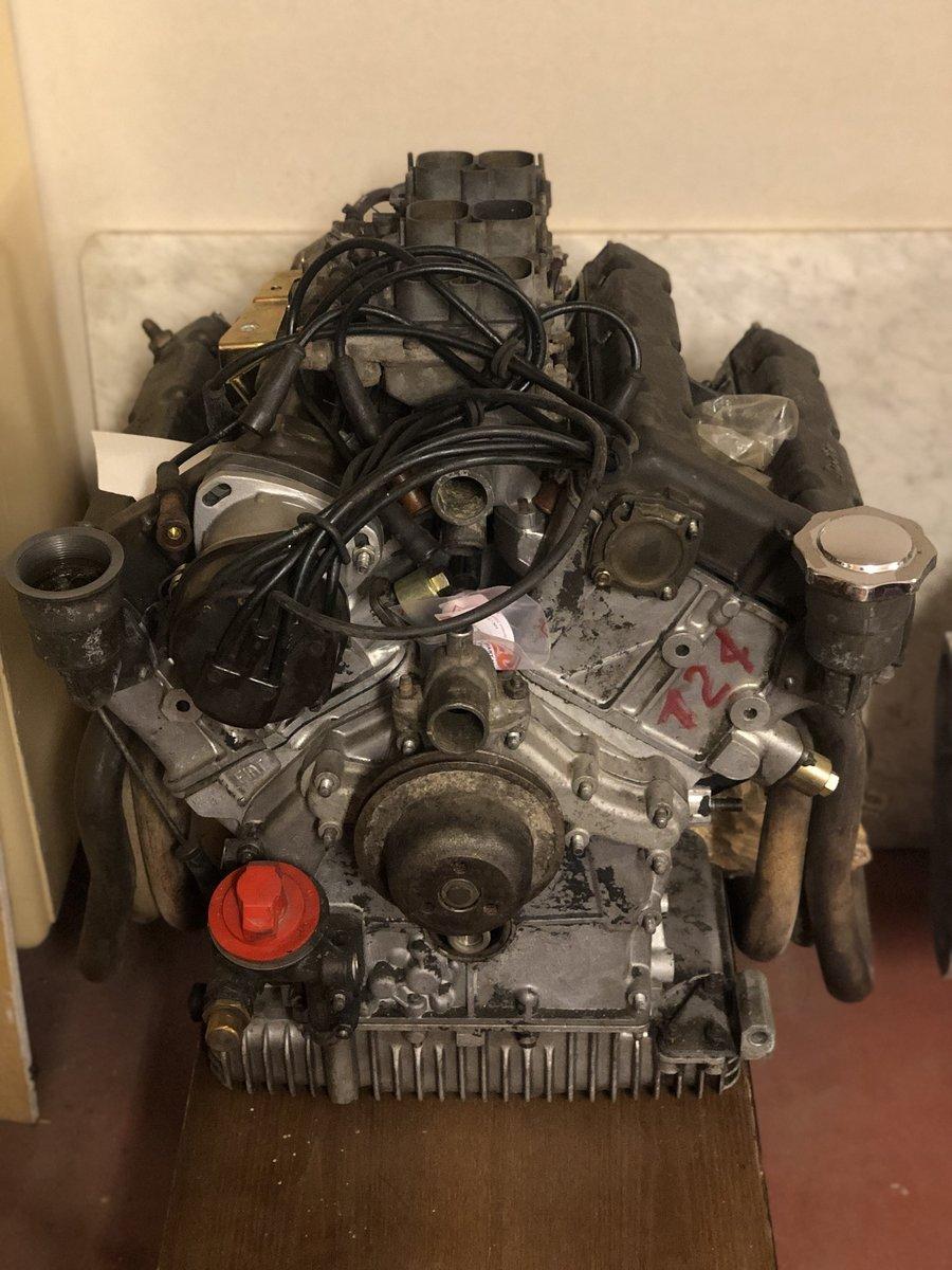 1967 Engine 206 Dino Spider Ferrari V 6 For Sale (picture 5 of 5)
