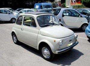 FIAT 500F (1968) - DA RIFINIRE