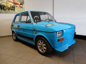 1978 Fiat 126 650 Abarth upgrades