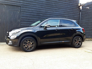 2017 FIAT 500X 1.4 MULTIAIR CROSS S-Design BIG SPEC: Nav, Xenon