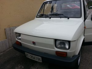 Picture of 1986 Fiat 126 Giannini For Sale