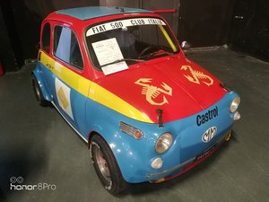 Picture of 1967 Fiat 500 F preparata For Sale