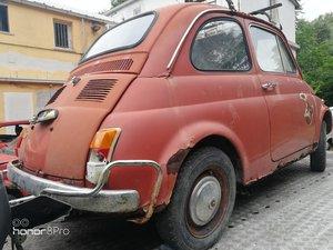 1972 Fiat 500 L