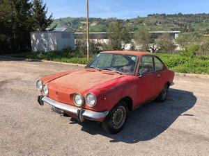 1969 Fiat 850 Sport Coupè