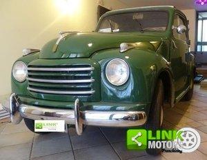 Fiat 500 C DEL 1953 RESTAURO TOTALE