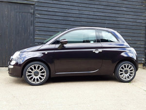 "FIAT 500 1.2 LOUNGE BIG SPEC: Leather,16""Alloys, Low Mileage"