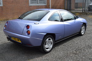1997 Fiat Coupe 20v, 1 Owner & Just 50509 Miles. Exceptional For Sale