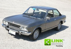 1973 Fiat 124 Sport Coupè 1800 ASI Targa ORO For Sale