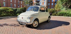 1969 Fiat 500L - ready to drive + lovely condition