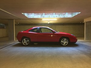 Picture of 1997 Fiat Coupe 20v Turbo