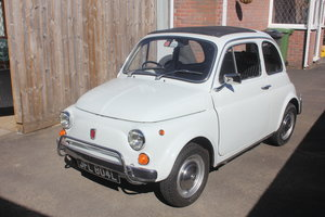 1972 FIAT 500L Nicely Restored, UK Car, 2 prev. owners For Sale