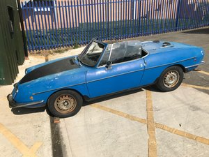 Picture of 1969 Fiat 850 spider
