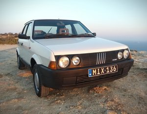 Beautiful original original RHD Fiat Ritmo