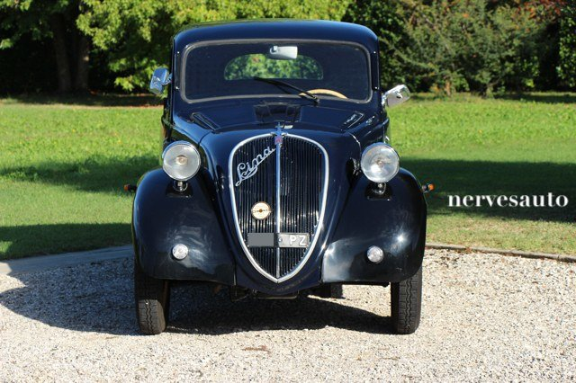 Fiat 500 A Topolino balestra lunga 1938 For Sale (picture 1 of 5)
