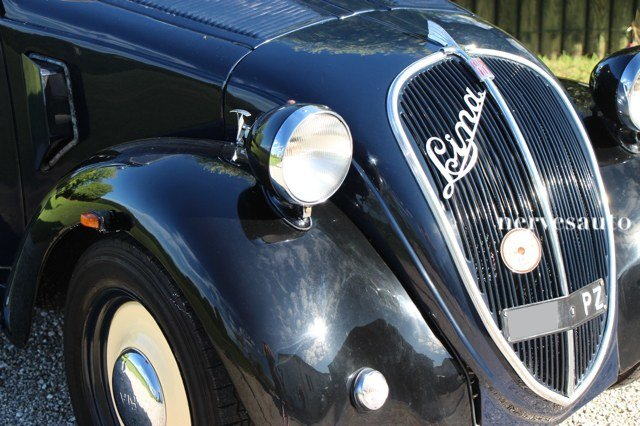 Fiat 500 A Topolino balestra lunga 1938 For Sale (picture 2 of 5)