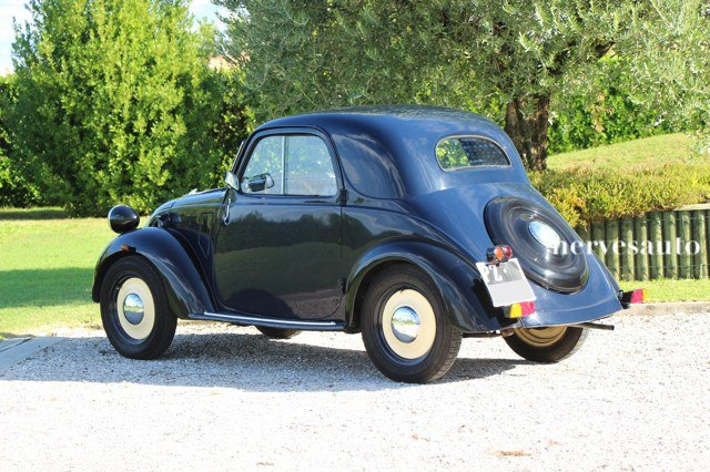 Fiat 500 A Topolino balestra lunga 1938 For Sale (picture 5 of 5)