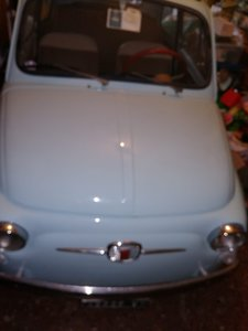 1965 Much loved classic Fiat 500 by owner