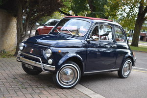 1971 Fiat 500L Beautiful condition through out