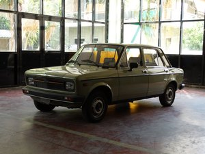 1981 Fiat 128 CL 1100 Elite, 60128 km, well preserved.