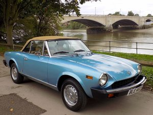 Picture of 1978 FIAT 124 CS1 1800 SPIDER For Sale