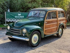 Picture of 1949 Fiat 500 C Topolino Giardiniera Legno RHD SOLD