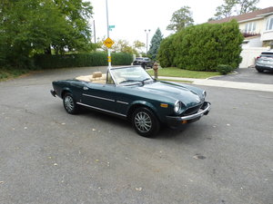 Picture of 1980 Fiat 124 Spyder 2000 Nice Driver - For Sale