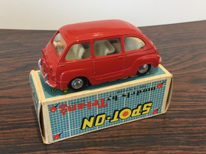 Fiat Spot on scale model diecast car