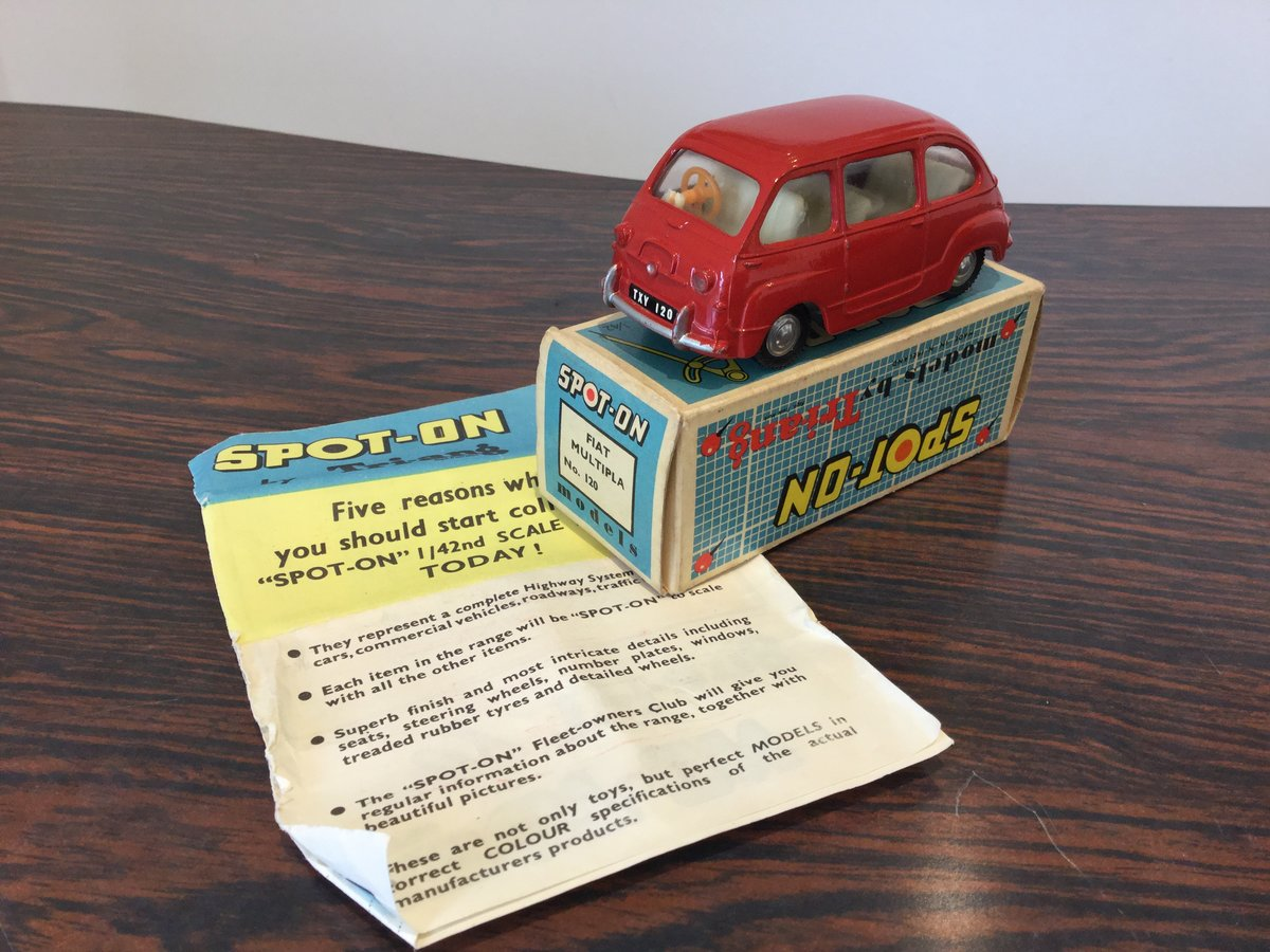 Fiat Spot on scale model diecast car For Sale (picture 2 of 6)