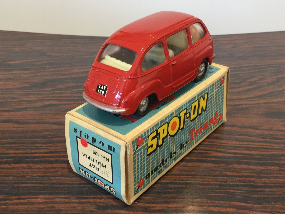 Fiat Spot on scale model diecast car For Sale (picture 3 of 6)