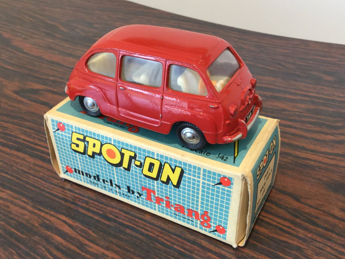 Fiat Spot on scale model diecast car For Sale (picture 4 of 6)