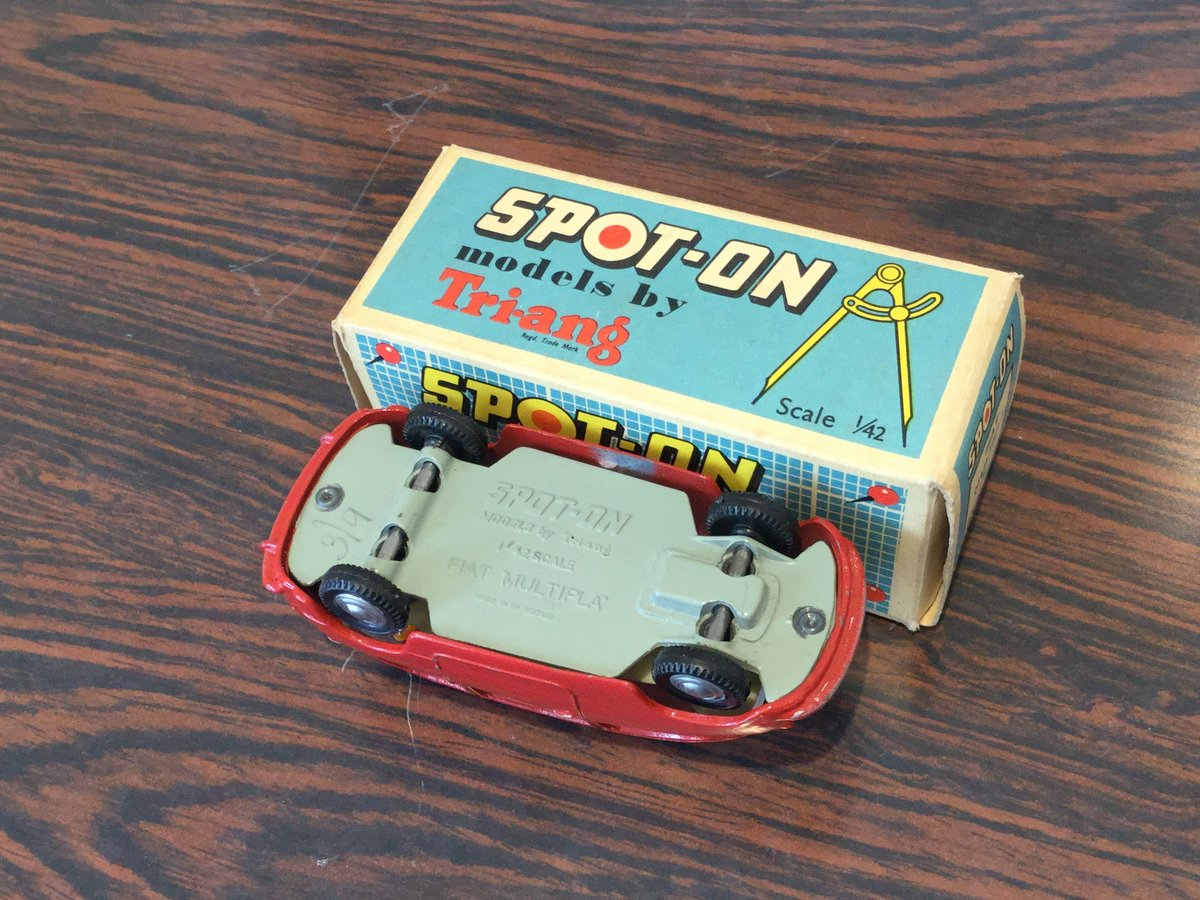 Fiat Spot on scale model diecast car For Sale (picture 6 of 6)