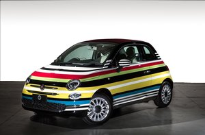 Picture of 2018 FIAT 500C MISSONI HYBRID For Sale