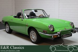 Picture of Fiat 850 Spider Sport 1972, extensively restored