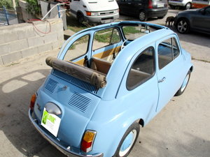 "Picture of FIAT 500 L ""TRANSFORMABLE"" (1970) PERFECT"