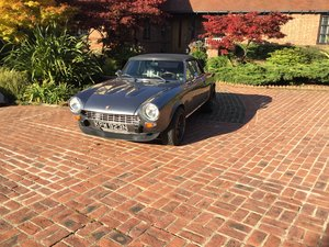 Picture of 1975 Fiat 124 spider  For Sale