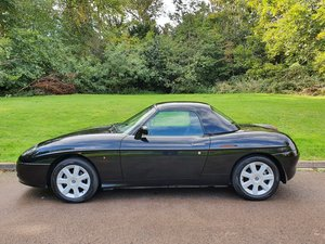 Fiat Barchetta LHD.. One Owner.. Only 8K Miles.. FSH